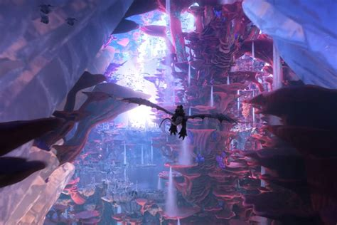 How to Train Your Dragon: The Hidden World is a spirited