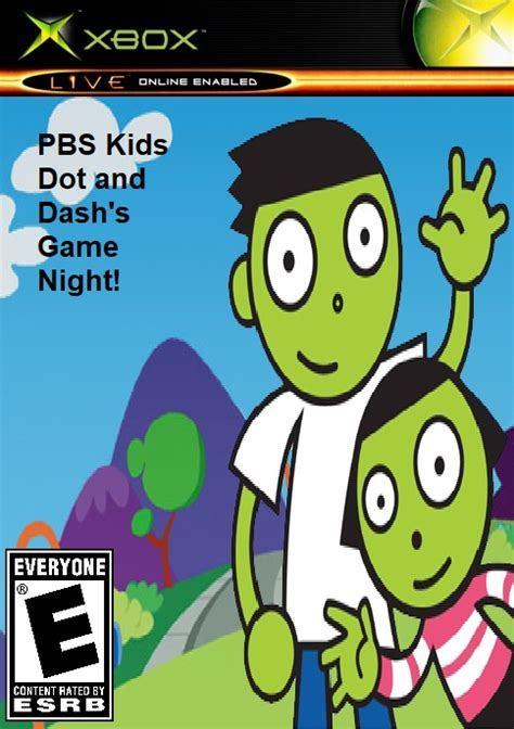 PBS Kids Dot and Dash's Game Night!   Video Games Fanon