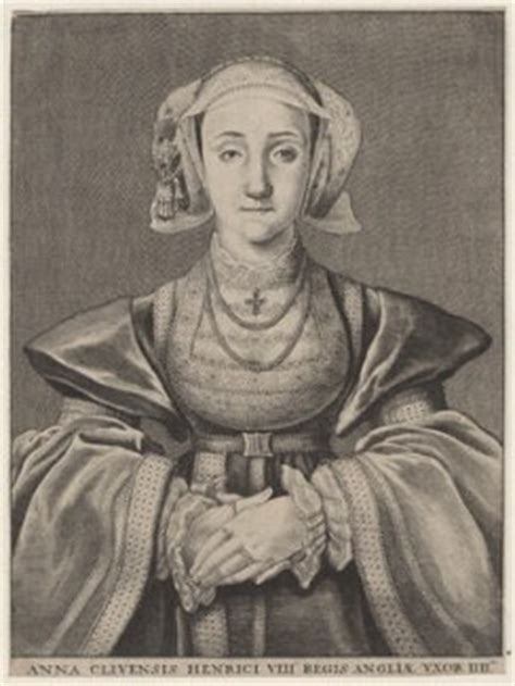 Anne of Cleves - Person - National Portrait Gallery