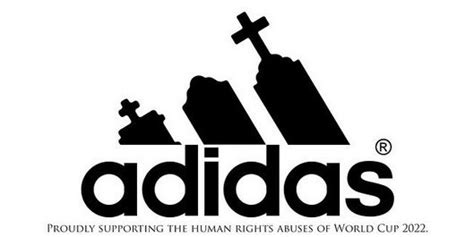 Fifa World Cup Sponsors Hijacked With 'Anti-Logos' Amid