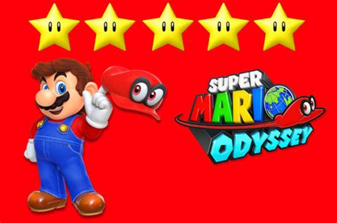 Super Mario Odyssey Review - 55 - Nintendo Switch's second