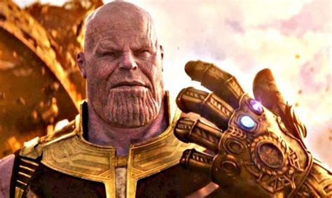 'Avengers: Infinity War' Trailer May Have Revealed Thanos