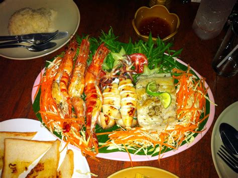 seafood-plate - Khao Lak Wired