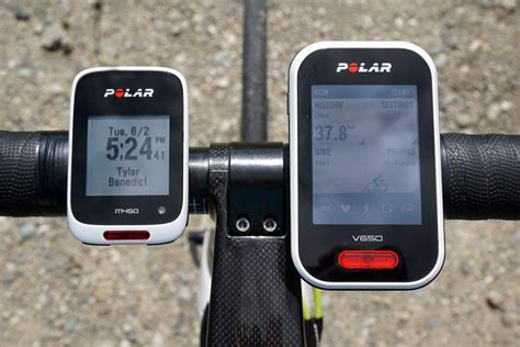 New Polar M450 GPS cycling computer pushes all the right