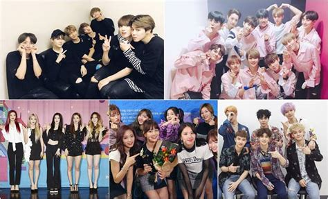 From Super Junior to BTS: Check out top performers in