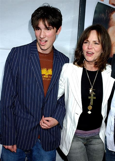 SALLY FIELD GAY SON: MOTHER PLEASE, I CAN FIND MY OWN