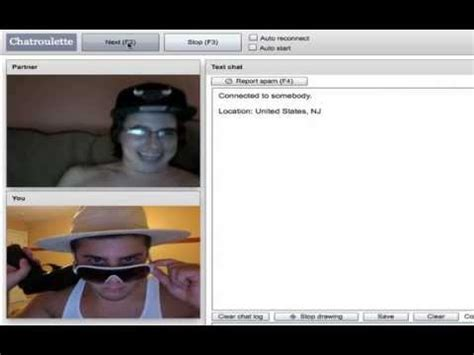 Chatroulette Experience [Scarface Turns Gay Pt