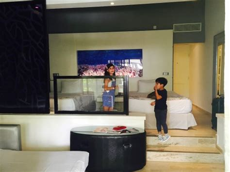 luxury junior suite with garden - Picture of The Reserve