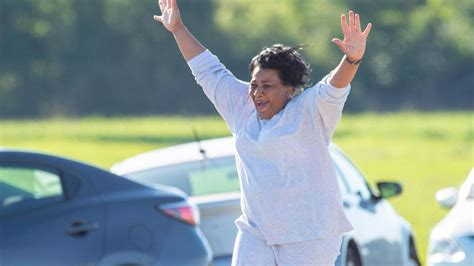 Alice Marie Johnson Takes National Stage to Tell Her Story