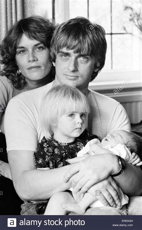 Mike Oldfield, musician and composer, pictured at home