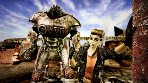 Geronimo - Your Trusty Robot Companion at Fallout New