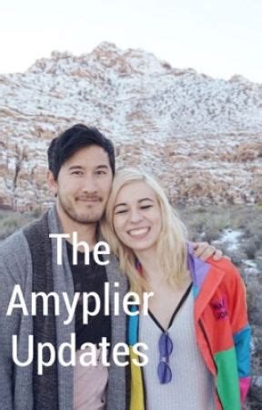 The Amyplier Updates (Daily news on Mark and Amy) - The