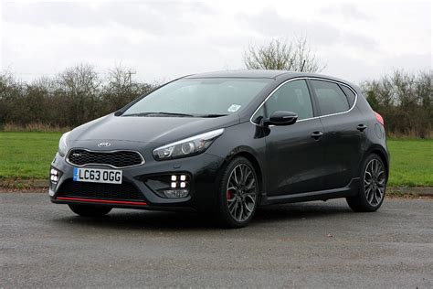 Kia Ceed GT Review (2013 - )   Parkers