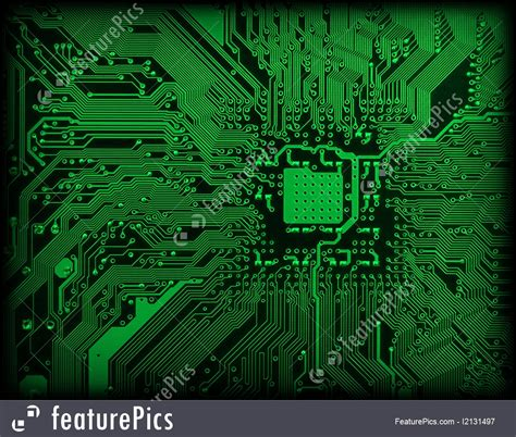 Technology: Technological Industrial Electronic Green