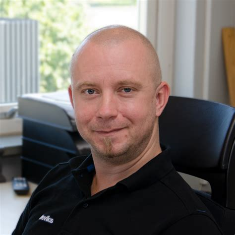 Tony Petersson - Service Group Manager - Atteviks