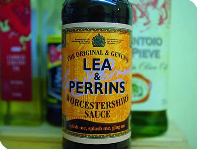 Hovbergs blogg | Worcestershire Sauce