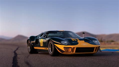 1966 Ford GT40 Le Mans Wallpapers, Specs & Videos - 4K HD