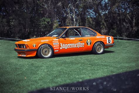 100 Years of BMW - The Group A BMW 635CSi - StanceWorks