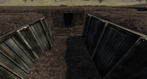 Trench Prop Demonstration - Bunker image - Iron Europe