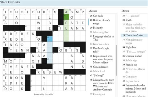 The New Yorker adds co-op to its online crossword puzzles