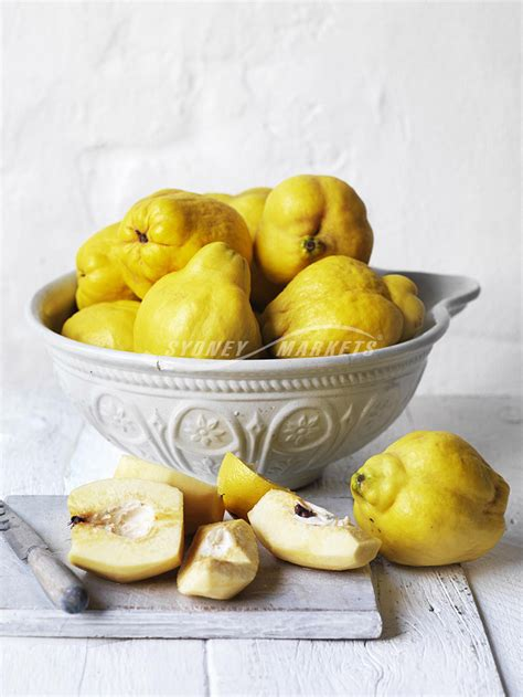 Sydney Markets - Quince