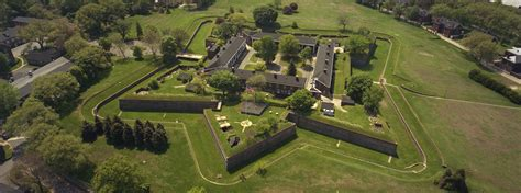 Fort Jay - Governors Island National Monument (U