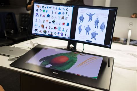 Dell's Canvas 27 'do surface' works flat-out to boost your