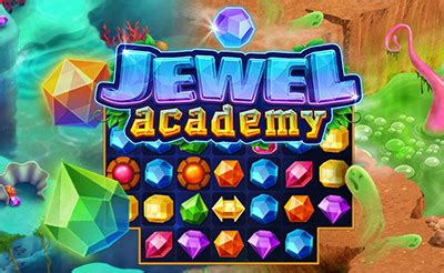 Jewel Academy - Thinking games - Games XL