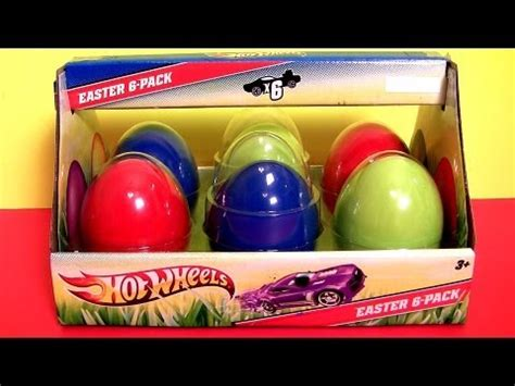 Hot Wheels Easter Egg Cars Surprise Diecasts Holiday