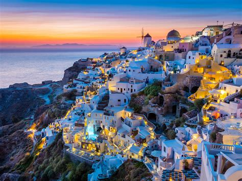 The 50 Most Beautiful Places in the World 2017 - Photos