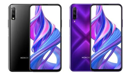 Huawei Honor 9X and Honor 9X Pro Launches in China with