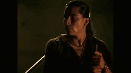 GLAMOUR: LastOfMohicans 1992:Russell Means
