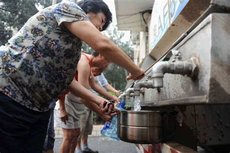 Asia: One billion people to face severe water shortages by