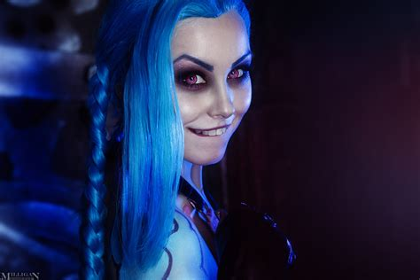 Best Jinx Cosplay Ever! - General Discussions - League of
