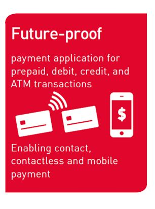 A white-label EMV application for card and mobile payments