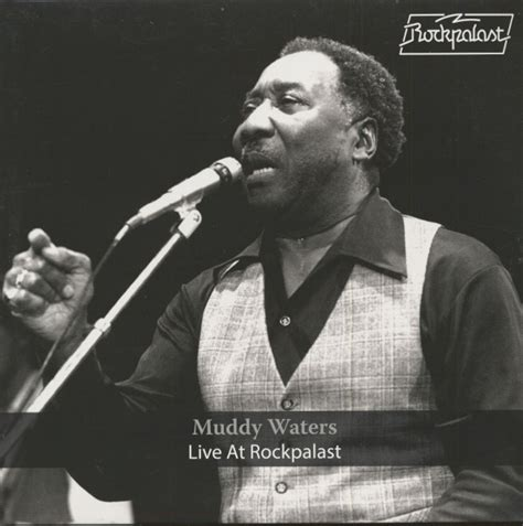 Muddy Waters LP: Live At Rockpalast (2-LP) - Bear Family
