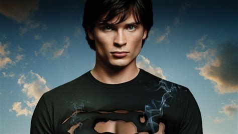 Why Tom Welling refused to wear the Superman suit in the