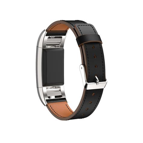 Fitbit Charge 2 Bands Leather Replacement Strap Wristband