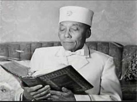 The Honorable Elijah Muhammad Defends His Position In