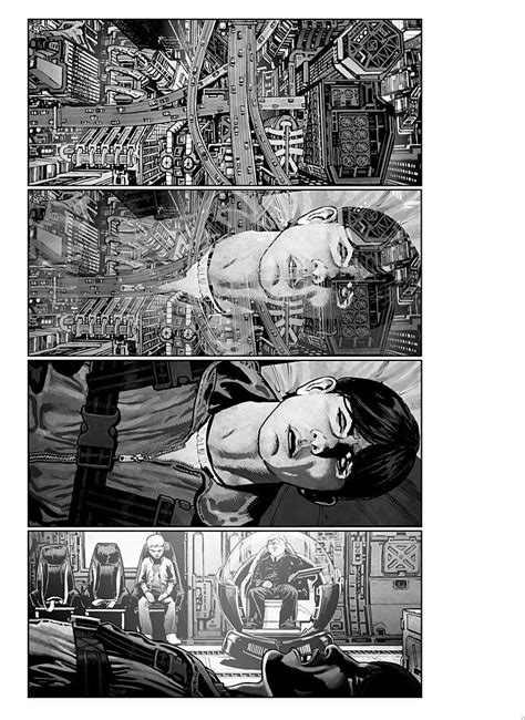 More Live Action 'Akira' Storyboards Surface Care Of Chris