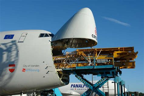 Another record year for Luxembourg Airport cargo