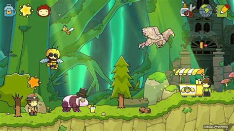 Scribblenauts Unlimited Free Download - Full Version (PC)