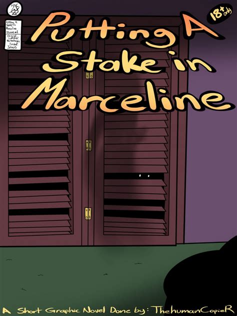 Putting A Stake in Marceline porn comic Adventure Time