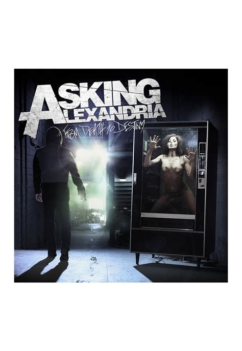 Asking Alexandria - From Death To Destiny (Deluxe) - CD