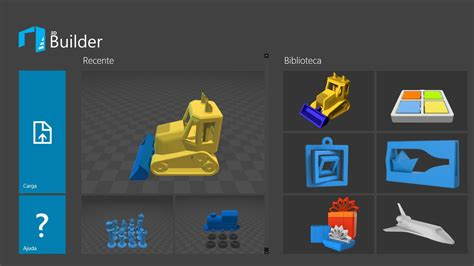 Microsoft's 3D Builder App Updated With Support For 3D