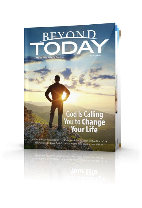 Beyond Today Magazine Subscription | United Church of God