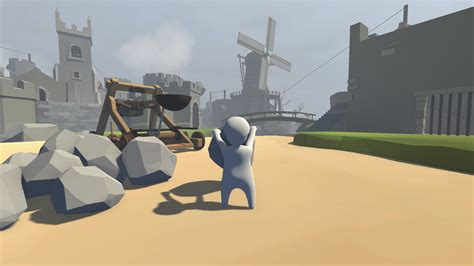 Physics-Based Puzzle Game Human: Fall Flat Now Available