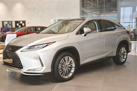 AAB launches new luxury crossover 2020 Lexus RX | What's