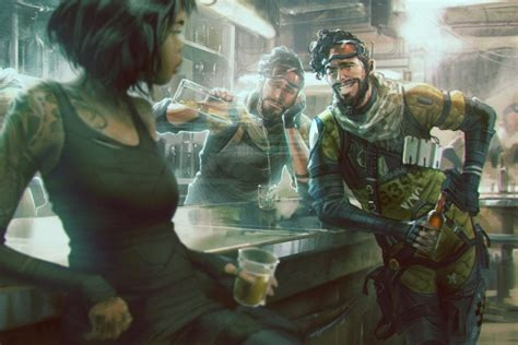 Apex Legends update just barely goes live on PC, still