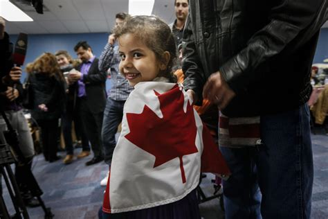 The disturbing movement against Syrian refugees in Canada